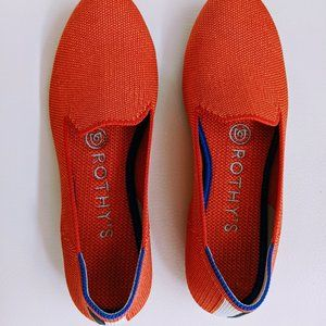 Rothy's Loafers - Paprika